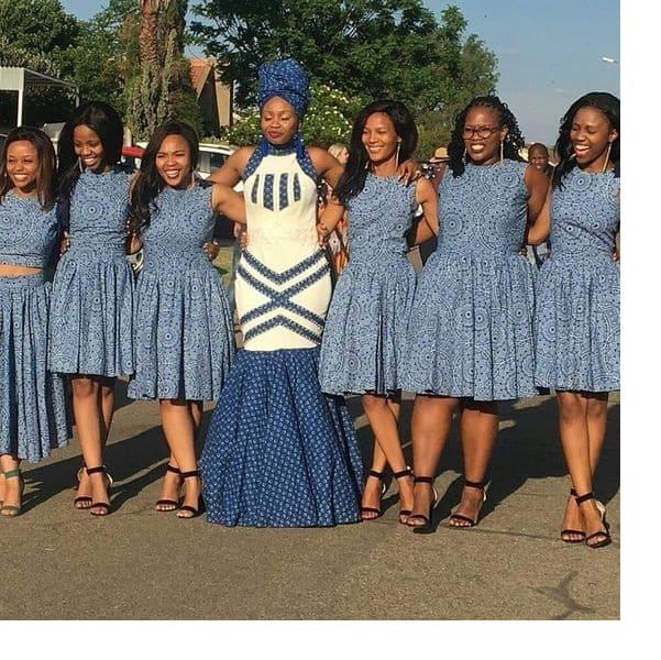Venda Traditional Modern Dresses: Venda Traditional Dresses 2019