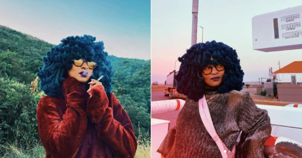 Moonchild Sanelly shakes the table with comments about black security guards