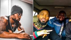Prince Kaybee and Polaris perform together for the 1st time and fans can't get enough