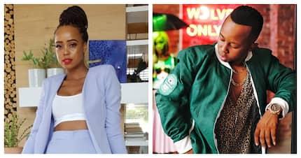 Ntando Duma claims Junior De Rocka abused her during her pregnancy