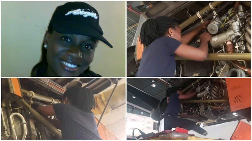 A collage showing Mobolaji Aduroja at work. Photo source: LinkedIn/City Scope Africa