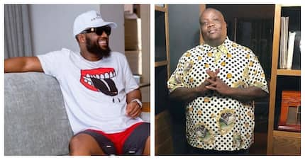 Oh yes he did: Lvovo apologises to Cassper, says it was a joke