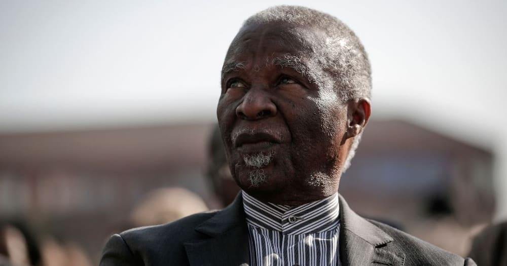 Thabo Mbeki Says Careerism Is Detrimental to Anc, References Nelson Mandela