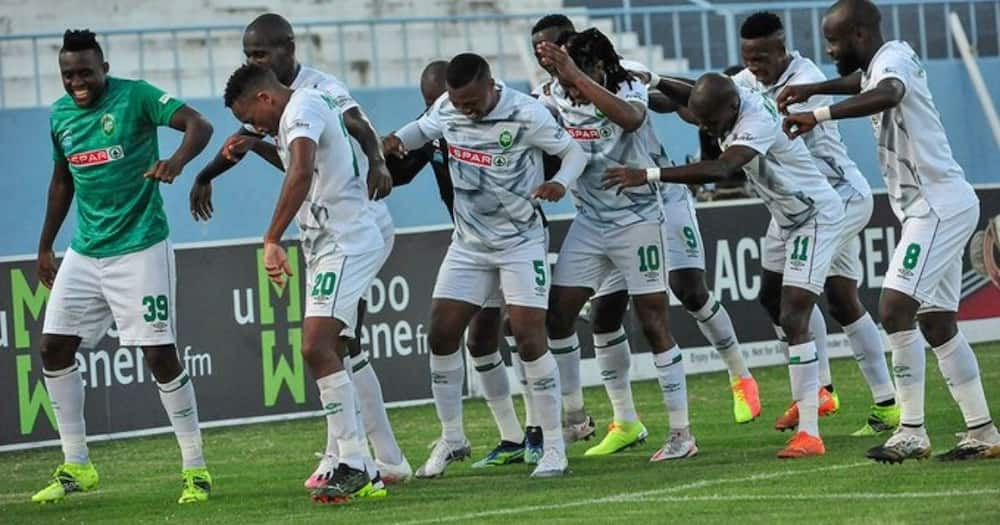 Amazulu's CAF Champions League destiny will be determined by Kaizer Chiefs. Image: @AmaZuluFootball/Twitter