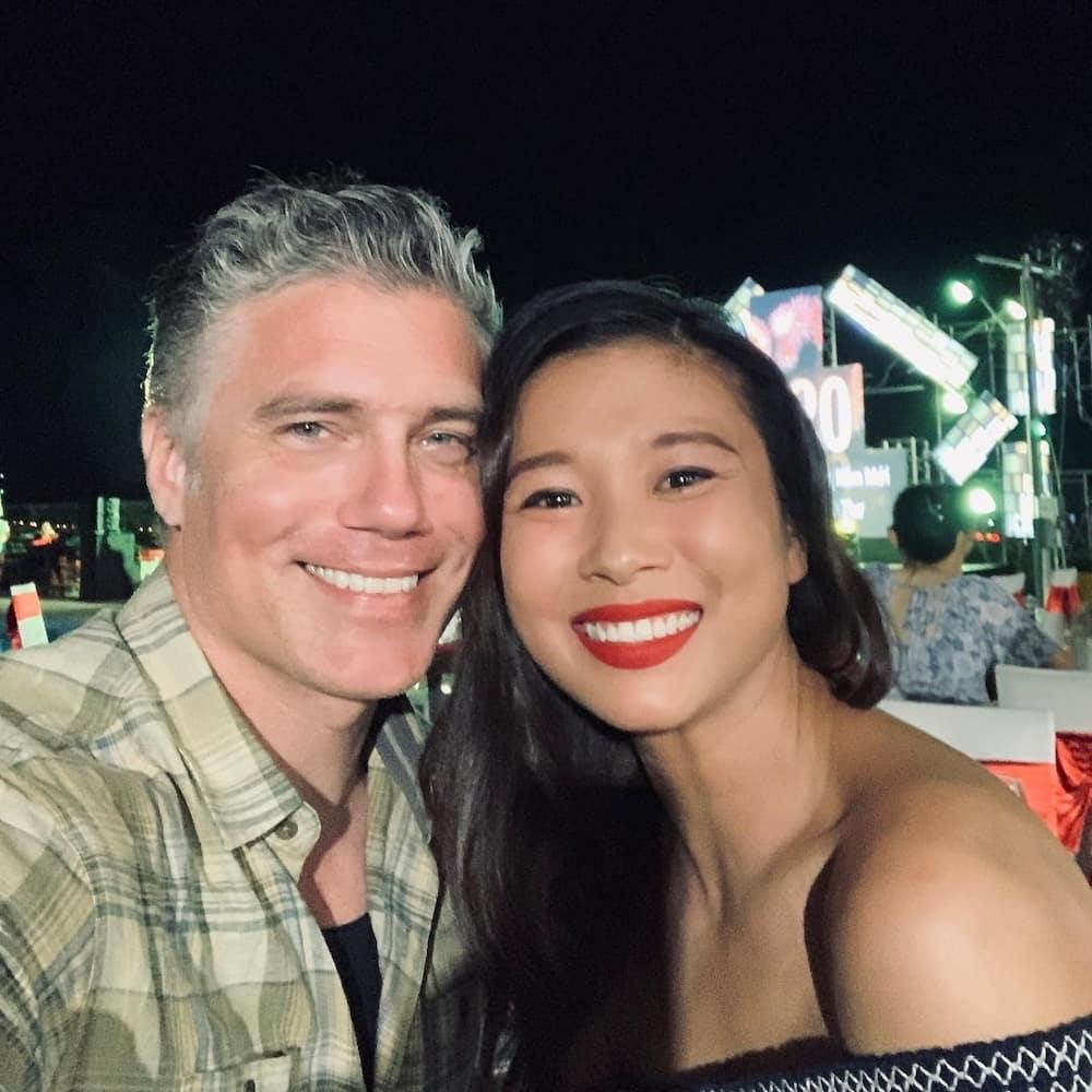 Anson's wife Darah Trang bio