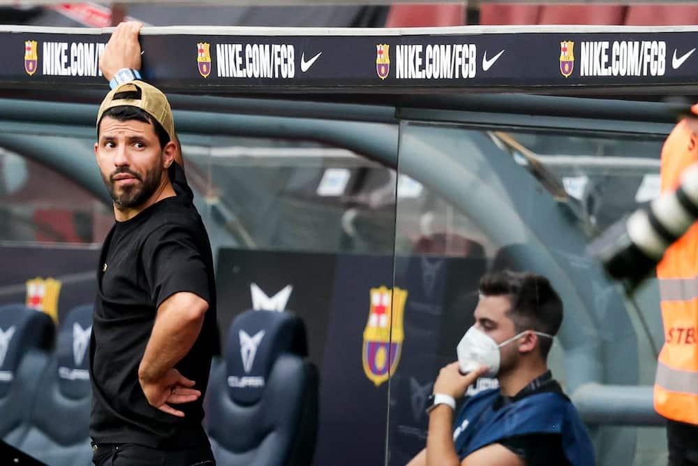 Sergio Aguero, Barcelona, Argentina, Lionel Messi