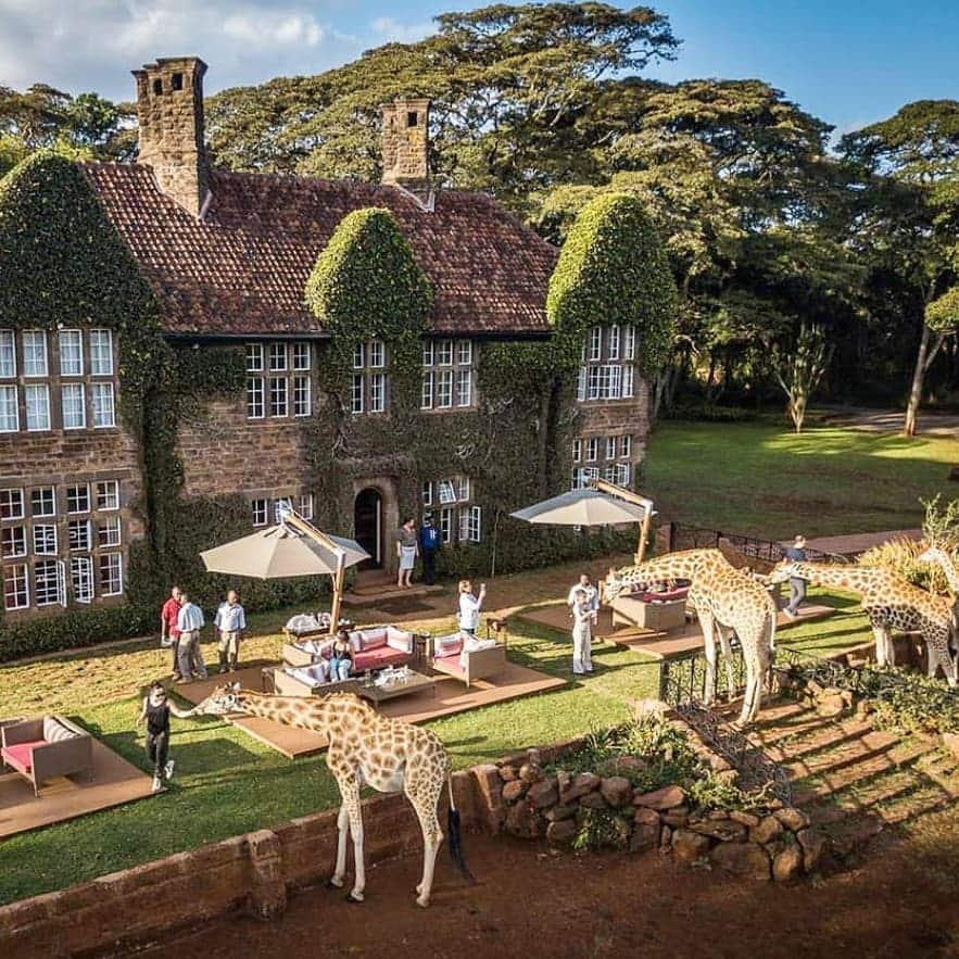 20 most beautiful, prestigious and expensive neighborhoods in Africa