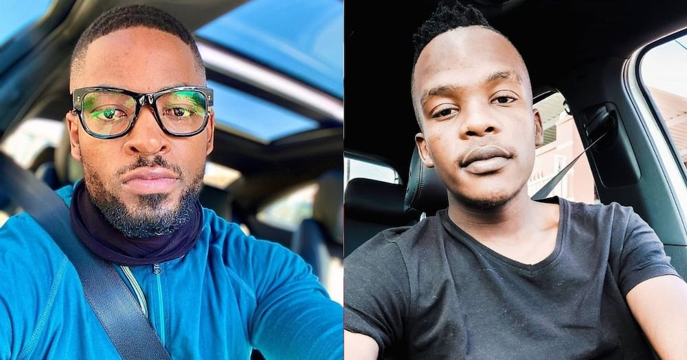 Prince Kaybee gives TNS friendly advice after twar with a troll