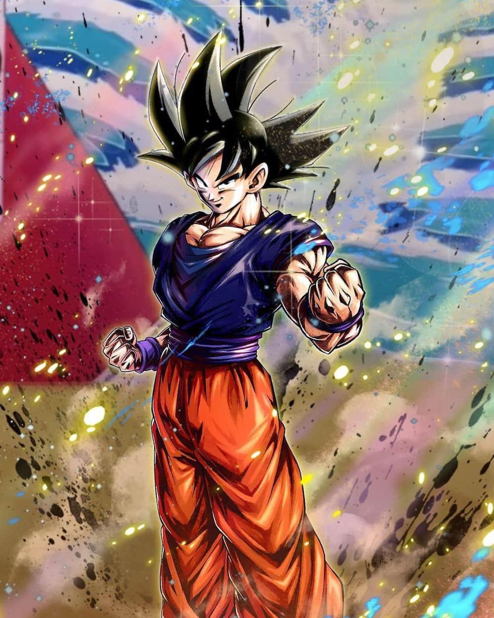 Hw old is Goku jr