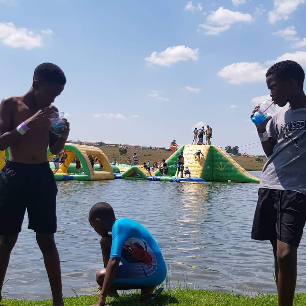 Top 20 water parks in Gauteng