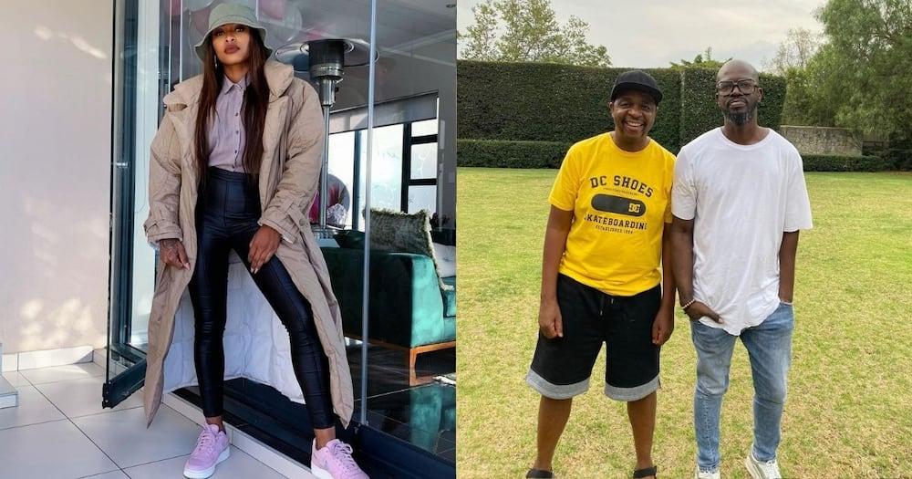 DJ Zinhle, Black Coffee & Tira share sweet birthday messages to Oskido