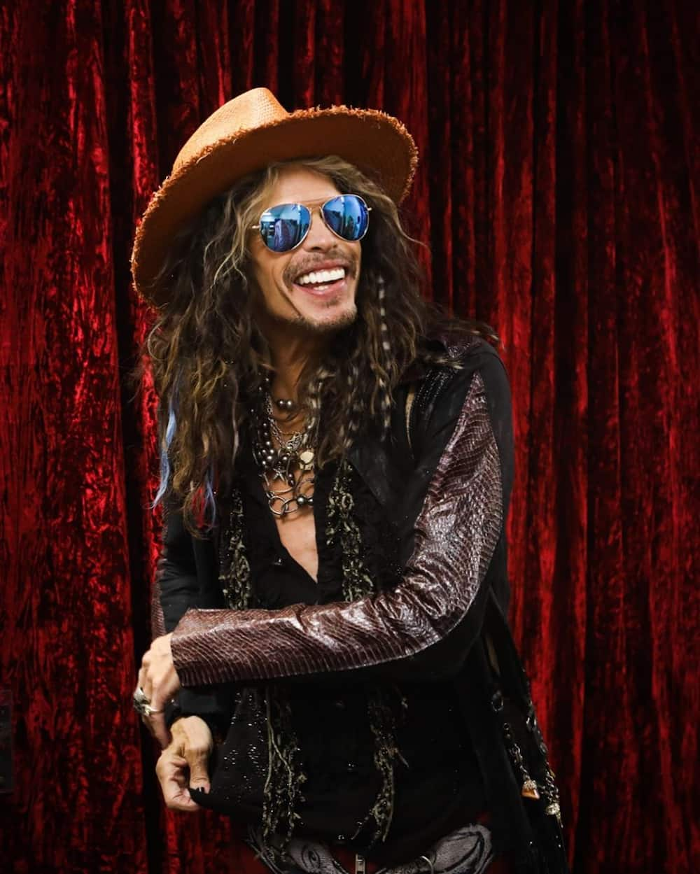 Aerosmith lead singer