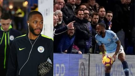 Chelsea suspend 4 fans who racially abused Raheem Sterling on Saturday