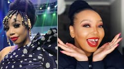 Fans congratulate Thembisa Nxumalo on her supposed new pregnancy