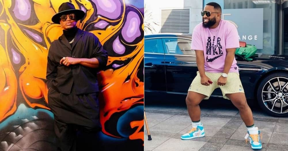 Cassper Nyovest, plays snippet, Amapiano joint, US singer NeYo