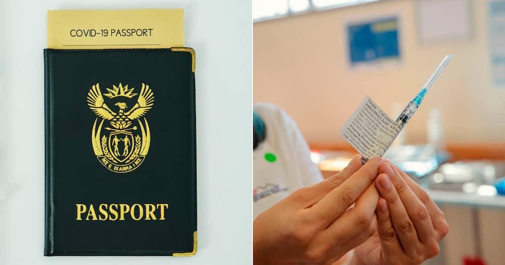 Covid 19, Coronavirus, Vaccine Passport, Digital System, Exclude Unvaccinated Department of Health