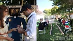 Lockdown wedding: Man surprises bae with perfect wedding cancellation