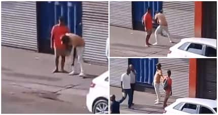 Video shows pickpocket at work and it has South Africans speechless