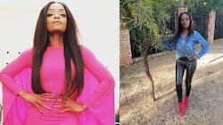 Kuli Roberts pays tribute to Bob Mabena as she shares throwback pic