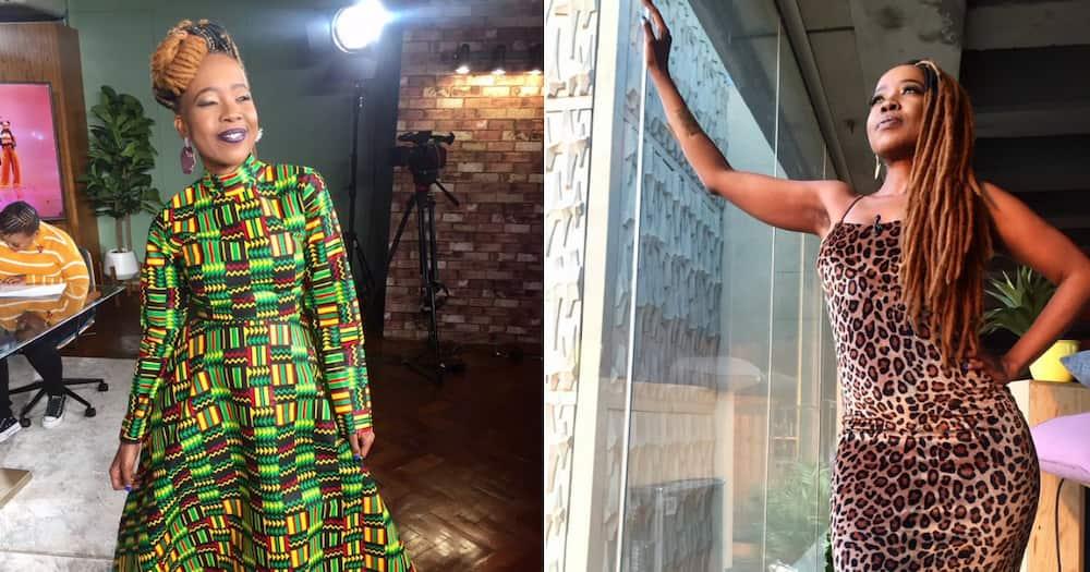 Ntsiki Mazwai: Poet to help Soweto girls with sanitary pads