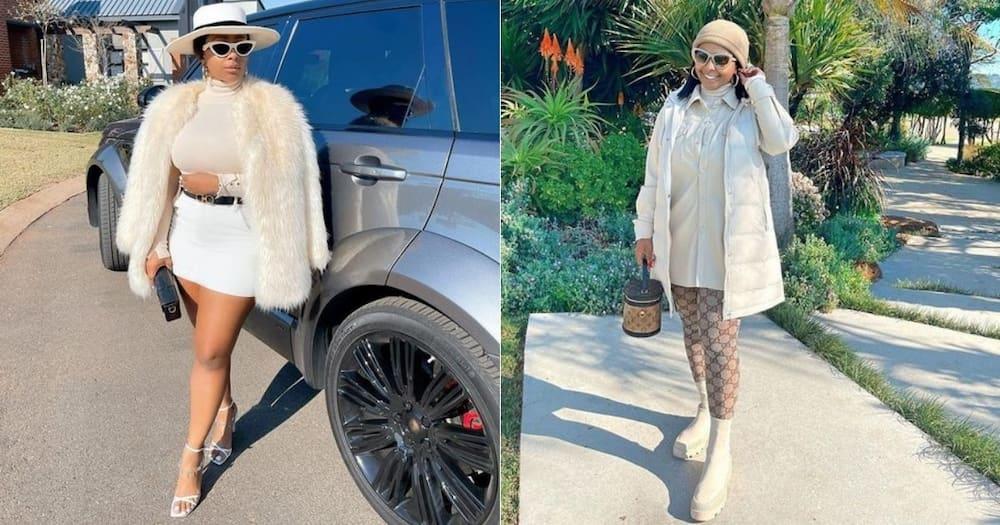 Mzansi, social media users, manifest with Boity