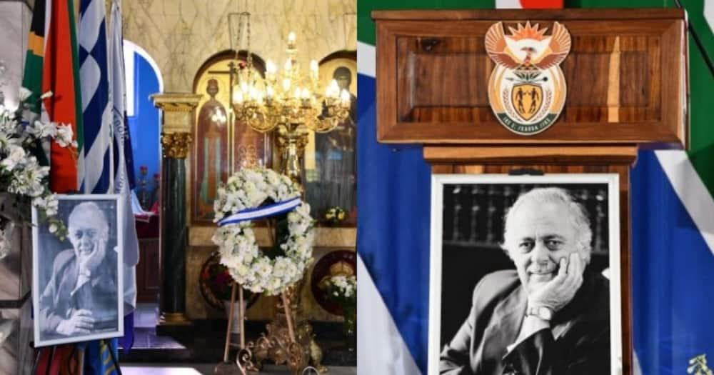 George Bizos laid to rest: pics and videos of his special funeral