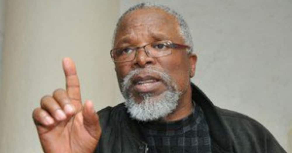 Dr John Kani has been honoured with a lifetime achievement award