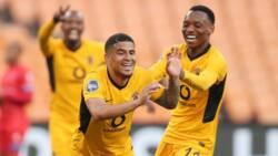 Keagan Dolly speaks on his special bond with teammate Khama Billiat