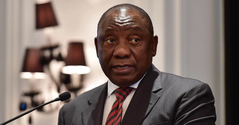 President Cyril Ramaphosa, Julius Malema, Zuma protests