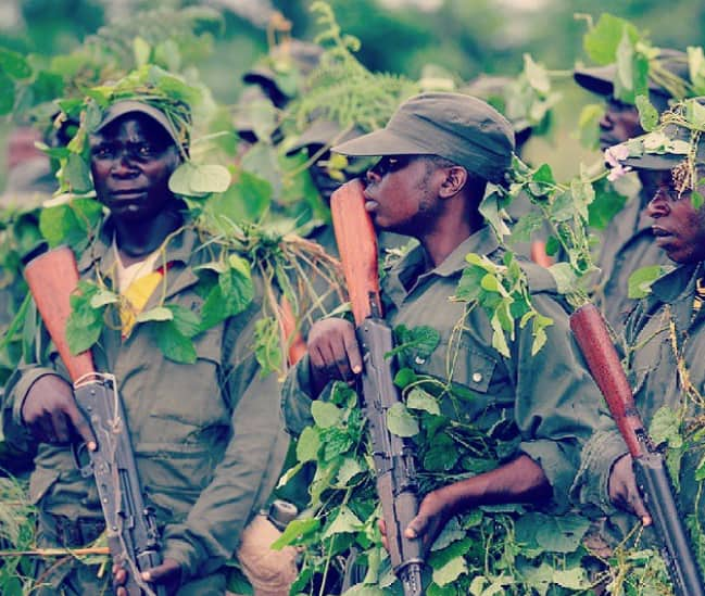 most weakest military in Africa