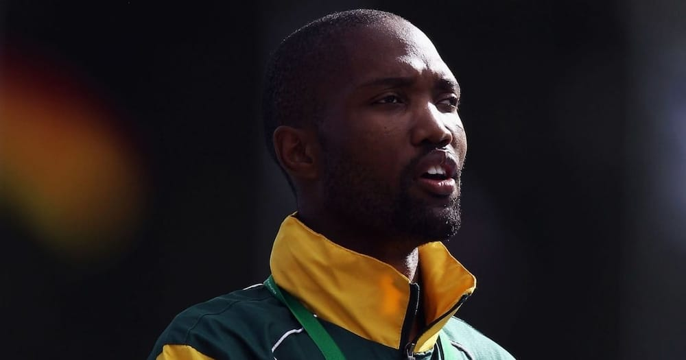 This day in 2004: Teboho Mokgalagadi wins gold paralympic games