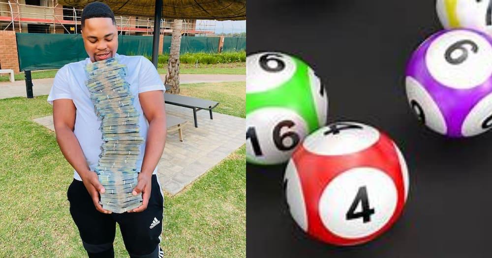 Mzansians all dream about winning the Lotto