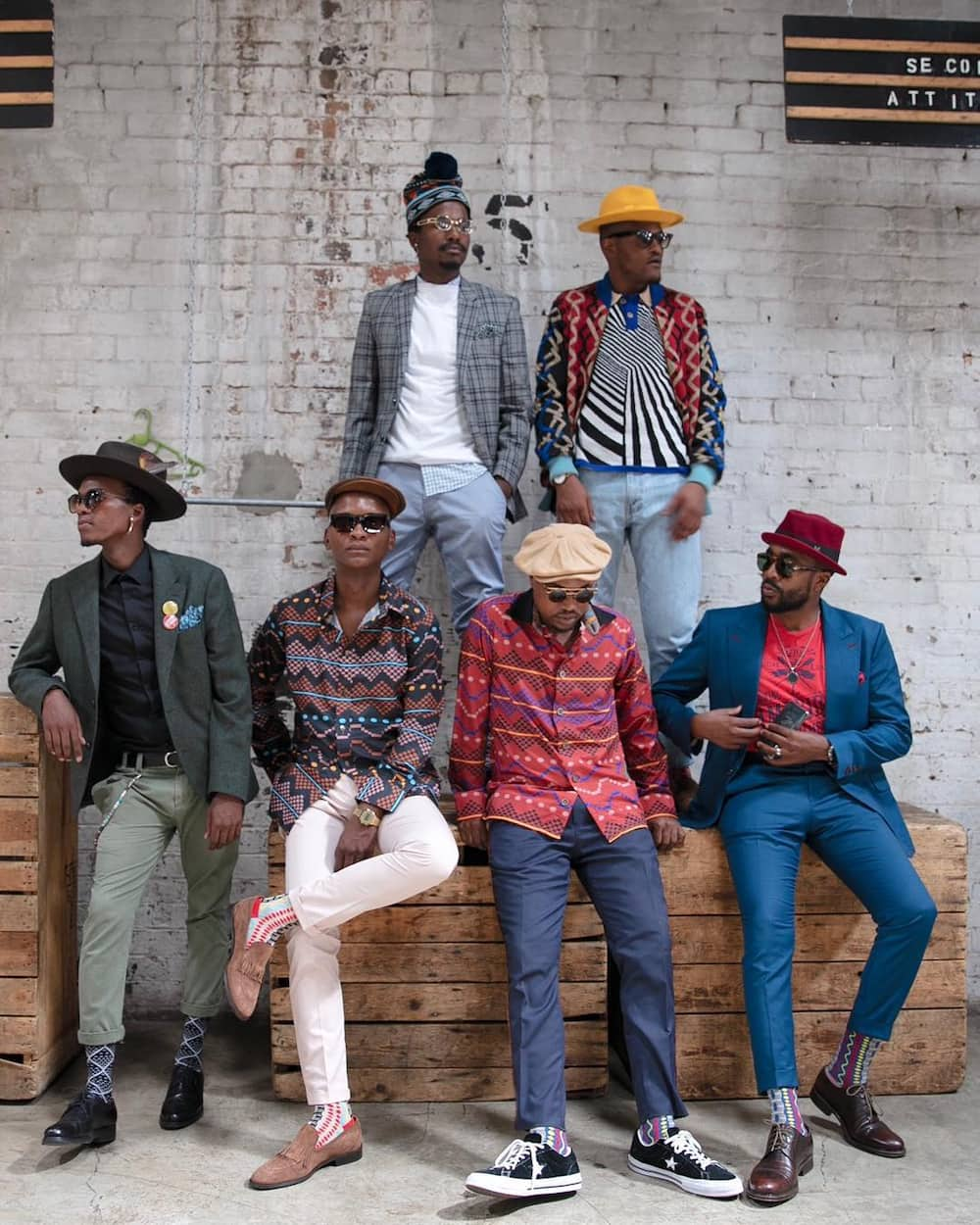 South African clothing brands