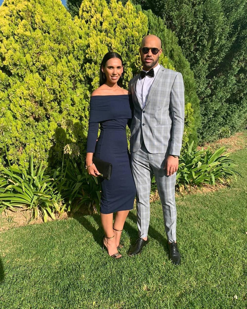 Reyaad Pieterse bio wife