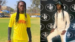 Yeye Letsholonyane back in the big leagues - signs with Highlands Park