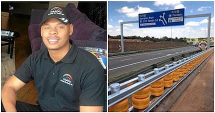 Entrepreneur, 21, uses innovative technology to save lives on SA roads