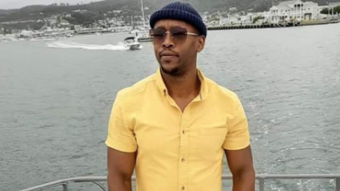 Howza Mosese leaves his role on 'Scandal!' as Lerumo Chabedi, looking forward to the future