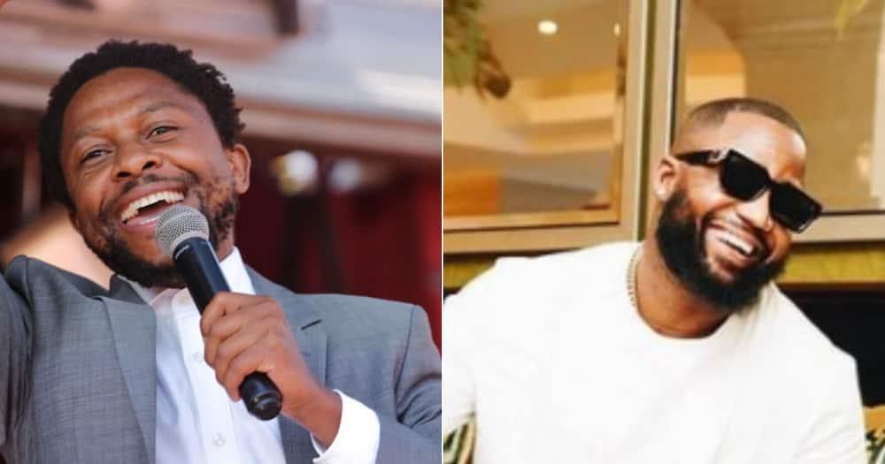 EFF's Ndlozi Shares Lion Pic, Cassper Nyovest Hilariously Responds