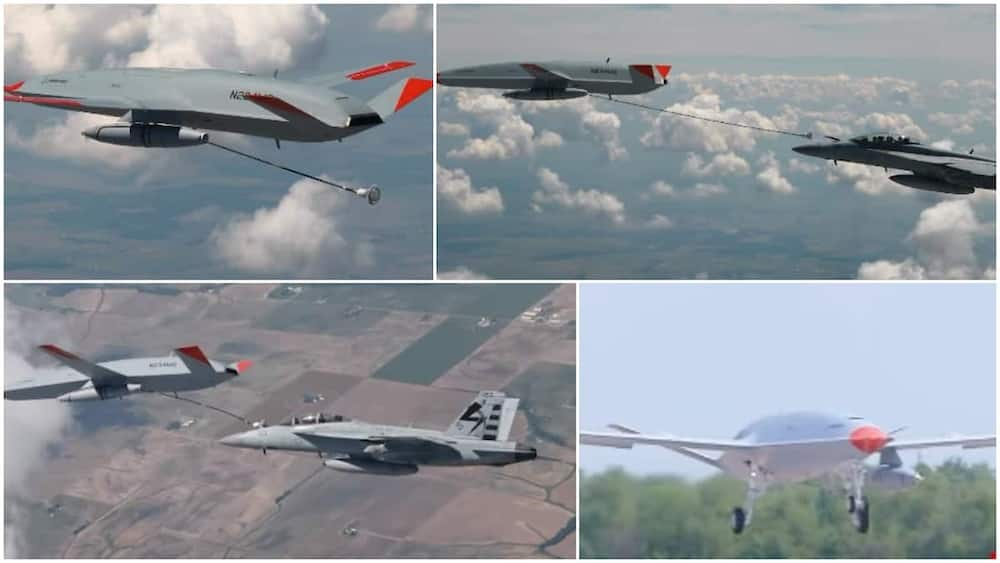 Video Shows Moment US Army Refuels Its Plane in Mid-Air Without Landing, Stirs Reactions
