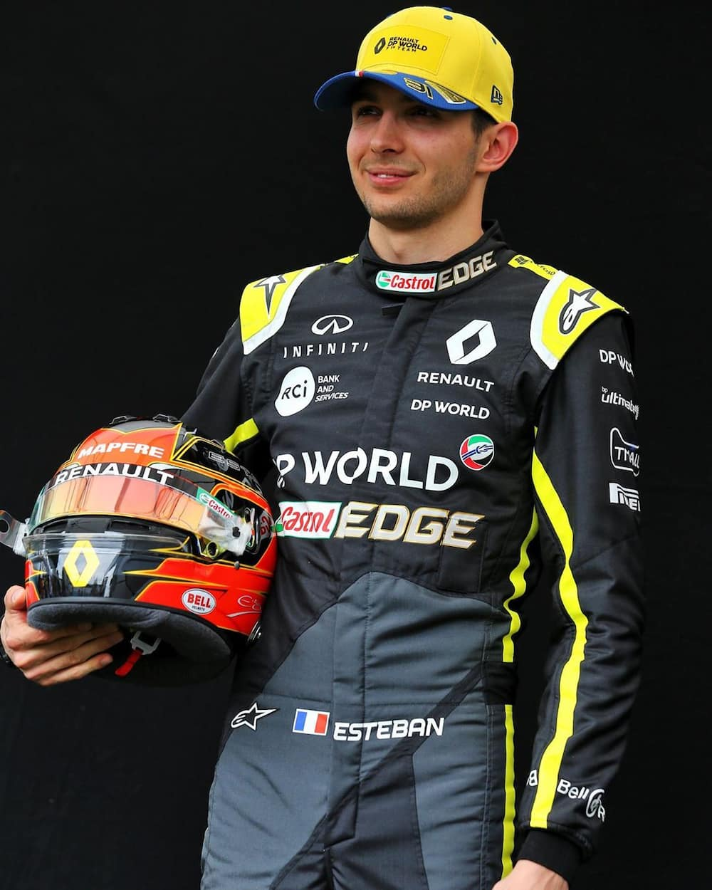 f1 drivers and teams 2020