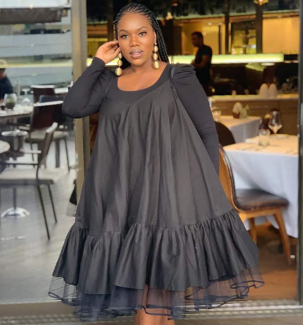 Mamlambo from Uzalo dresses