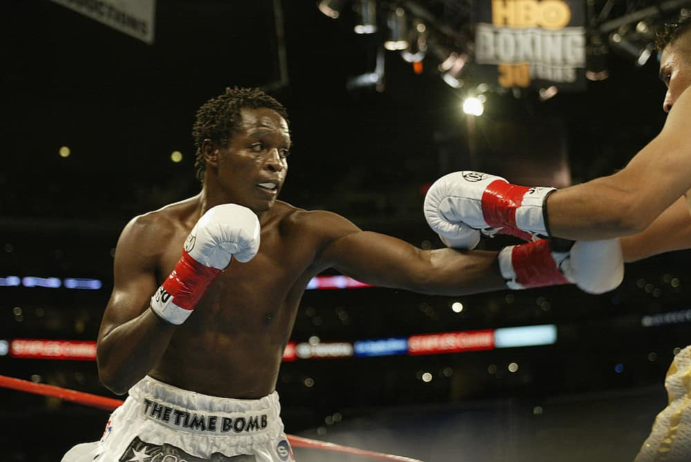 List of 20 top South African boxers