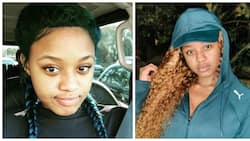 """Babes Wodumo tributes Mshoza with video: """"God gave you to us"""""""