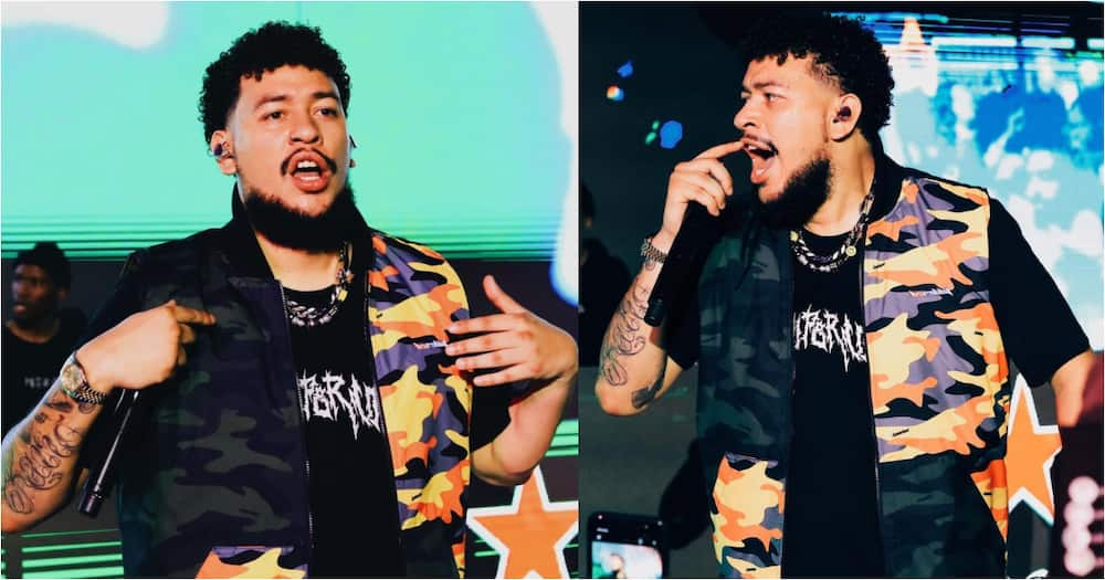 AKA's unreleased album Bhovamania tops iTunes top selling projects