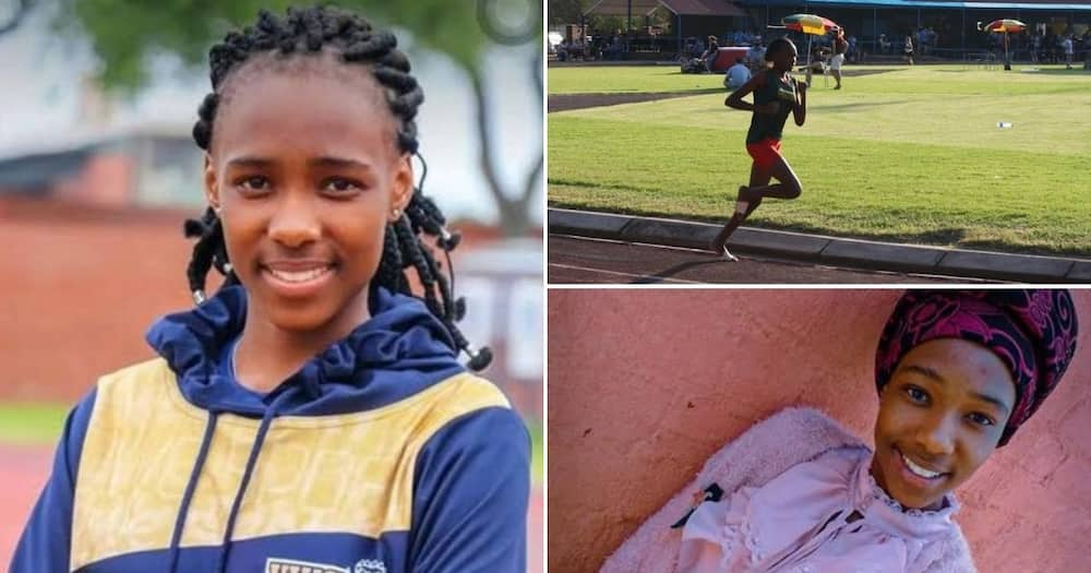 Star athlete awarded opportunity to study in US on full scholarship