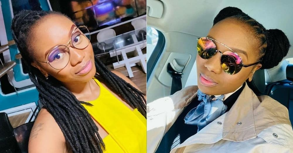"""Jackie Phamotse Dragged for Views on Depression: """"Stick to Writing About Snakes"""""""