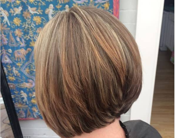 latest short bob hairstyle