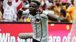 Gabadinho Mhango's contract renewal might be in danger due to latest actions
