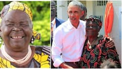 Barack Obama pays heroic tribute to late Kenyan grandmother Mama Sarah