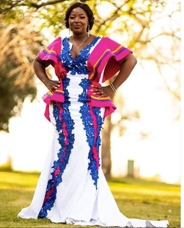 45 best Sepedi traditional attire
